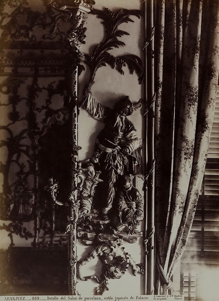 MKG Collection Online | Jean Laurent | Aranjuez. 889. Detalle del ...